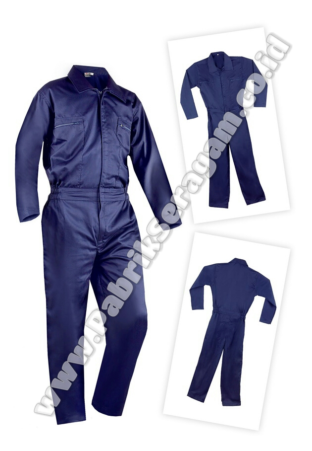 Coverall 003